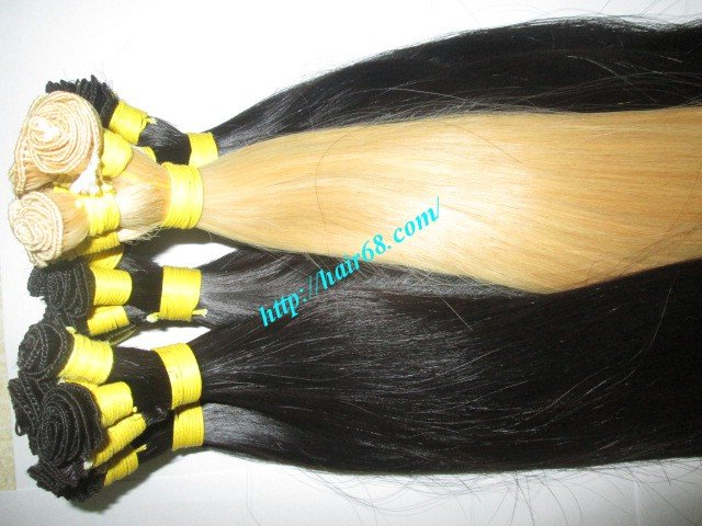 24_inch_hand_tied_human_hair_extensions_weft