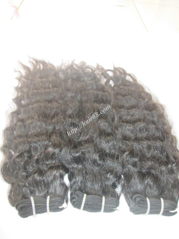 12_inch_curly_weave_hair_extensions_single_drawn