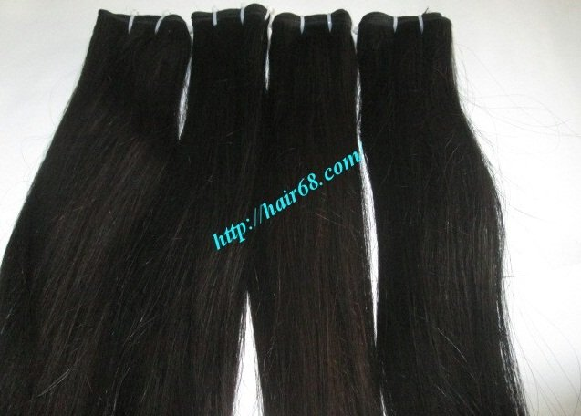 12_inch_best_human_hair_weave_single_straight