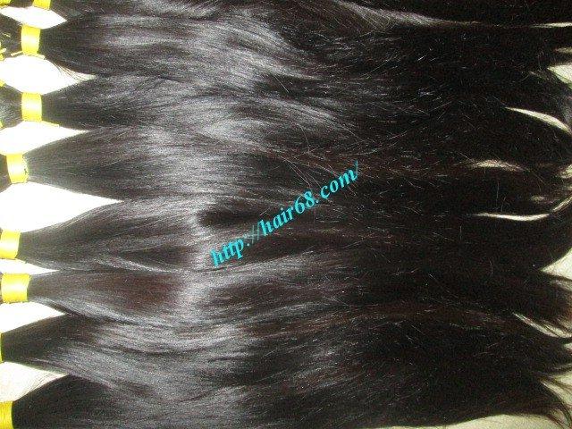 10_inch_hand_tied_human_hair_weft_straight_single