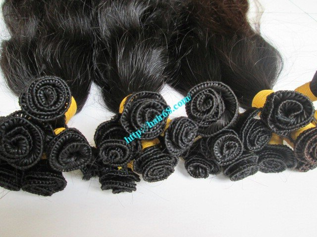 22_inch_hand_tied_remy_hair_weft_wavy_double