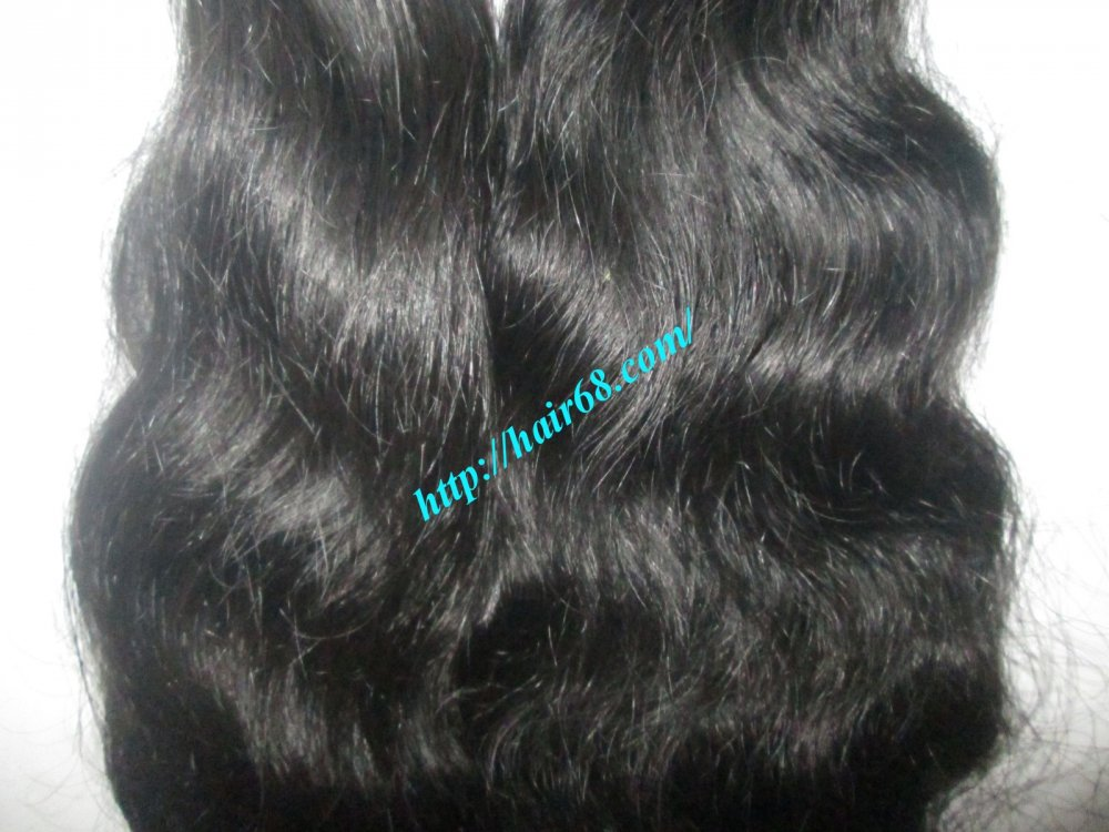 single_wavy_weave_hair_8_inch_32_inch