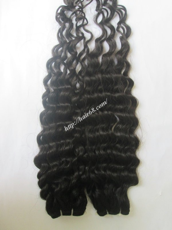 single_curly_weave_hair_8_inch_32_inch