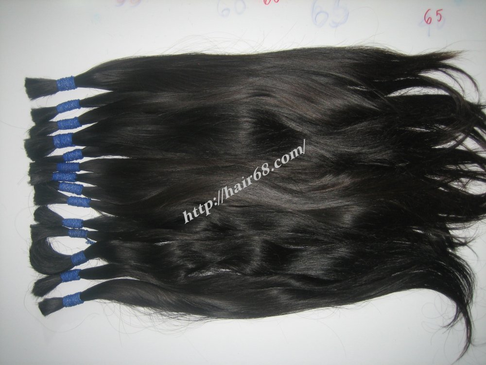 grey_hair_extensions_8_inch_32_inch