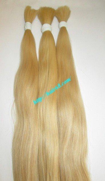 bulk_blonde_human_hair_8_inch_32_inch