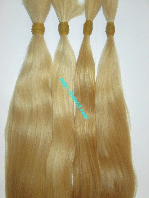bulk_blonde_human_hair_wavy_8_inch_32_inch