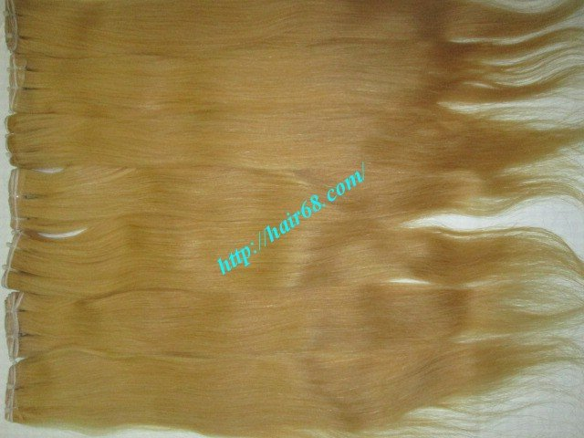 blonde_hair_extensions_8_inch_32_inch