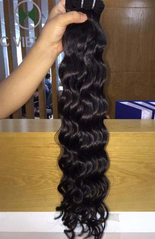 silky_wavy_human_hair_top_quality