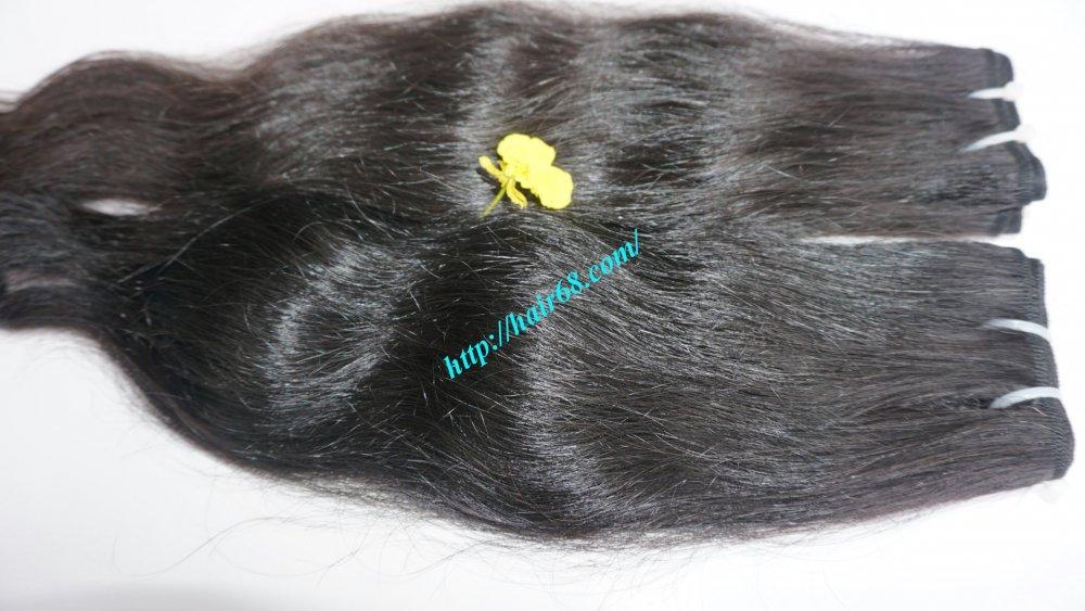 20_natural_wavy_hair_double_weave_virgin_hair