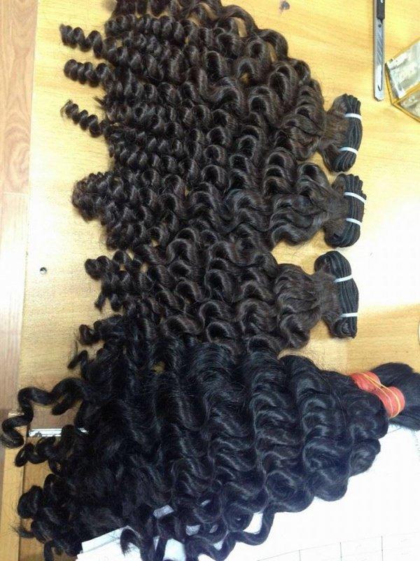 machine_curly_vietnamese_hair_hair_extension