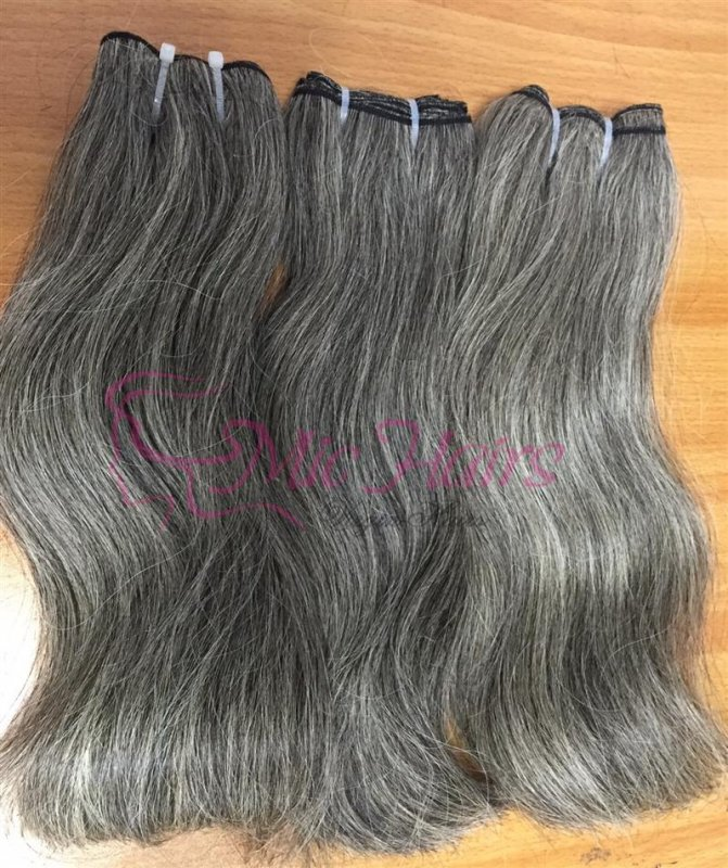 grey_hair_remy_hair_extension_from_vietnam