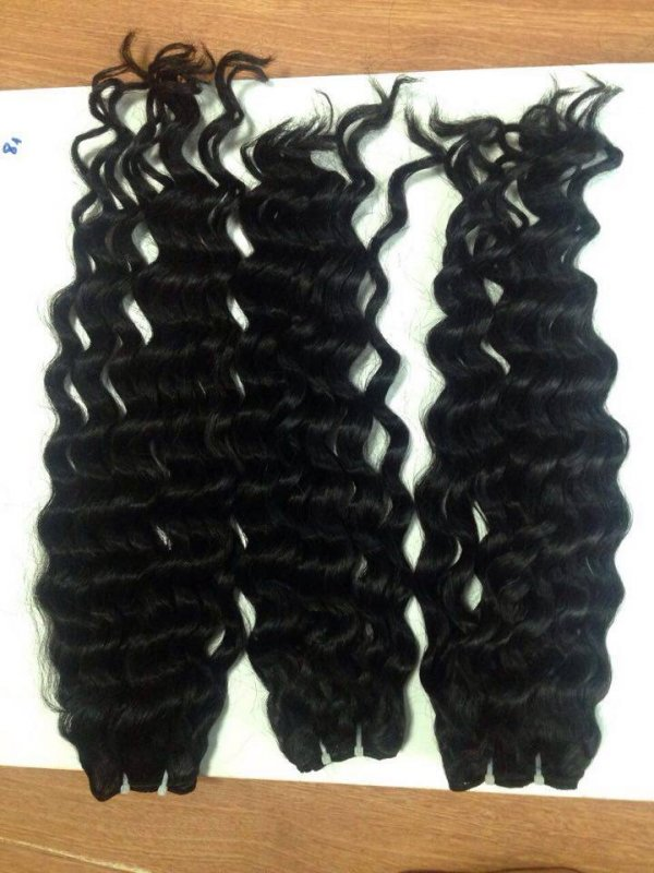 wavy_human_hair_extension_top_sale