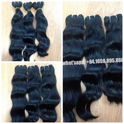 vietnamese_machine_wavy_100_natural_hair_no_tangle