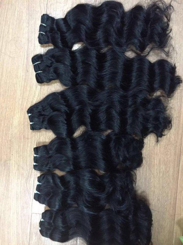 steam_wavy_weft_hair_no_tangle