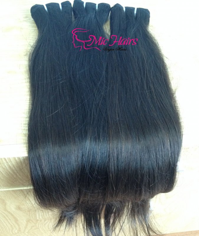straight_weft_hair_vietnam_human_hair_no_shedding