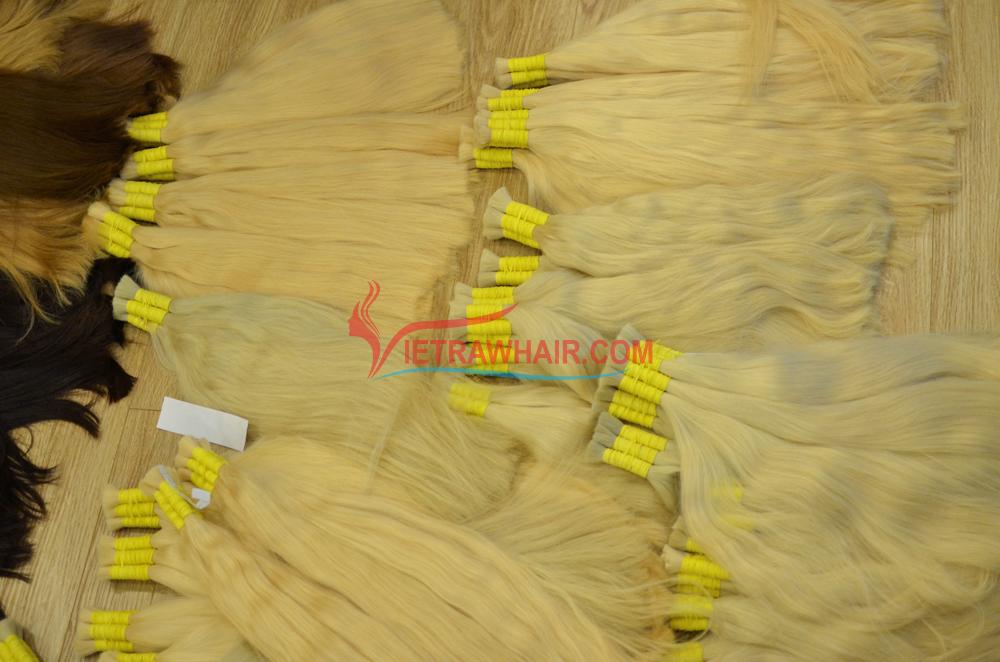 various_color_bulk_hair_virgin_and_soft_vietnamese