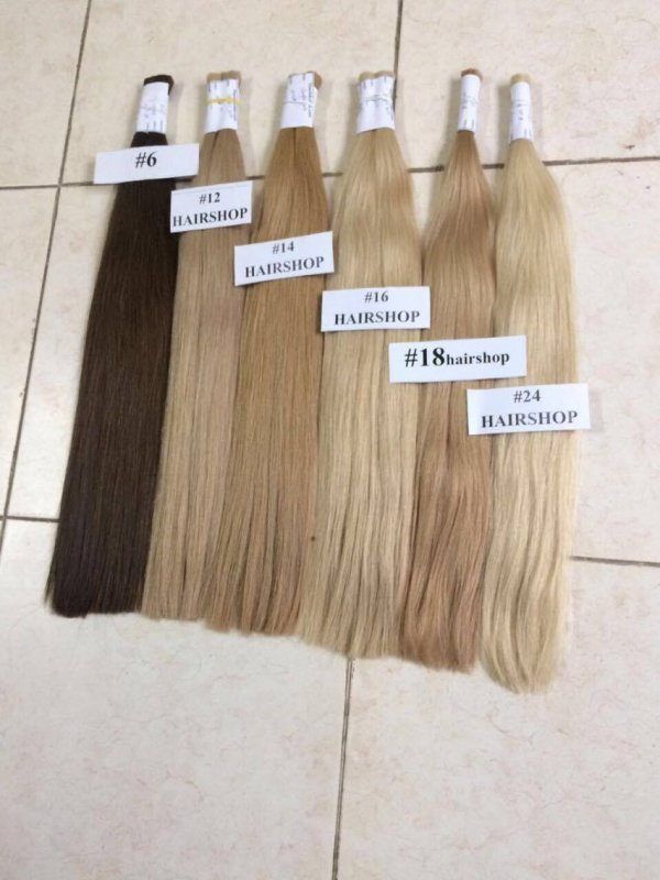 various_color_straight_bulk_hair_virgin_and_remy