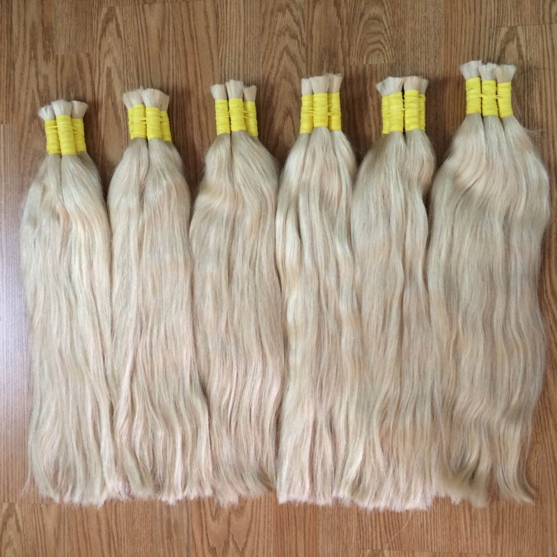 wholesale_price_more_blonde_bulk_hair_high_quality