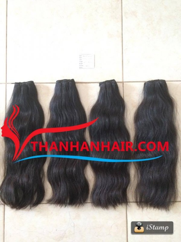 natural_straight_human_hair_weft_smooth_silky_hair