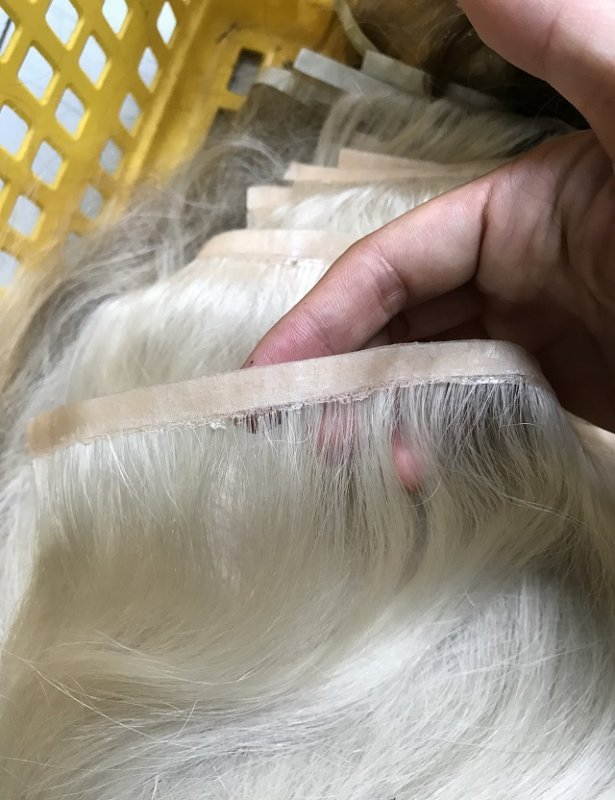 white_color_human_hair