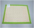 Vietnam Handicraft rectangular natural color Placemat VDG01