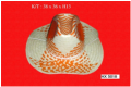 Cowboy Palm Hat VDG5071