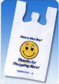 Smiley Thank You Bag