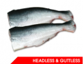 Whole pangasius fish