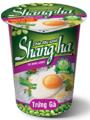 Cháo ly đậu xanh Shang-ha trứng gà