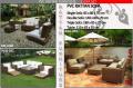 Rattan Outdoor Furniture (flat fibre 7mm)