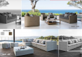 Outdoor Furniture (flat fibre)