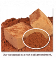 Cocovina's Coconut Peat