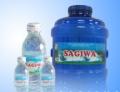 Nước uống đóng chai Sagiwa