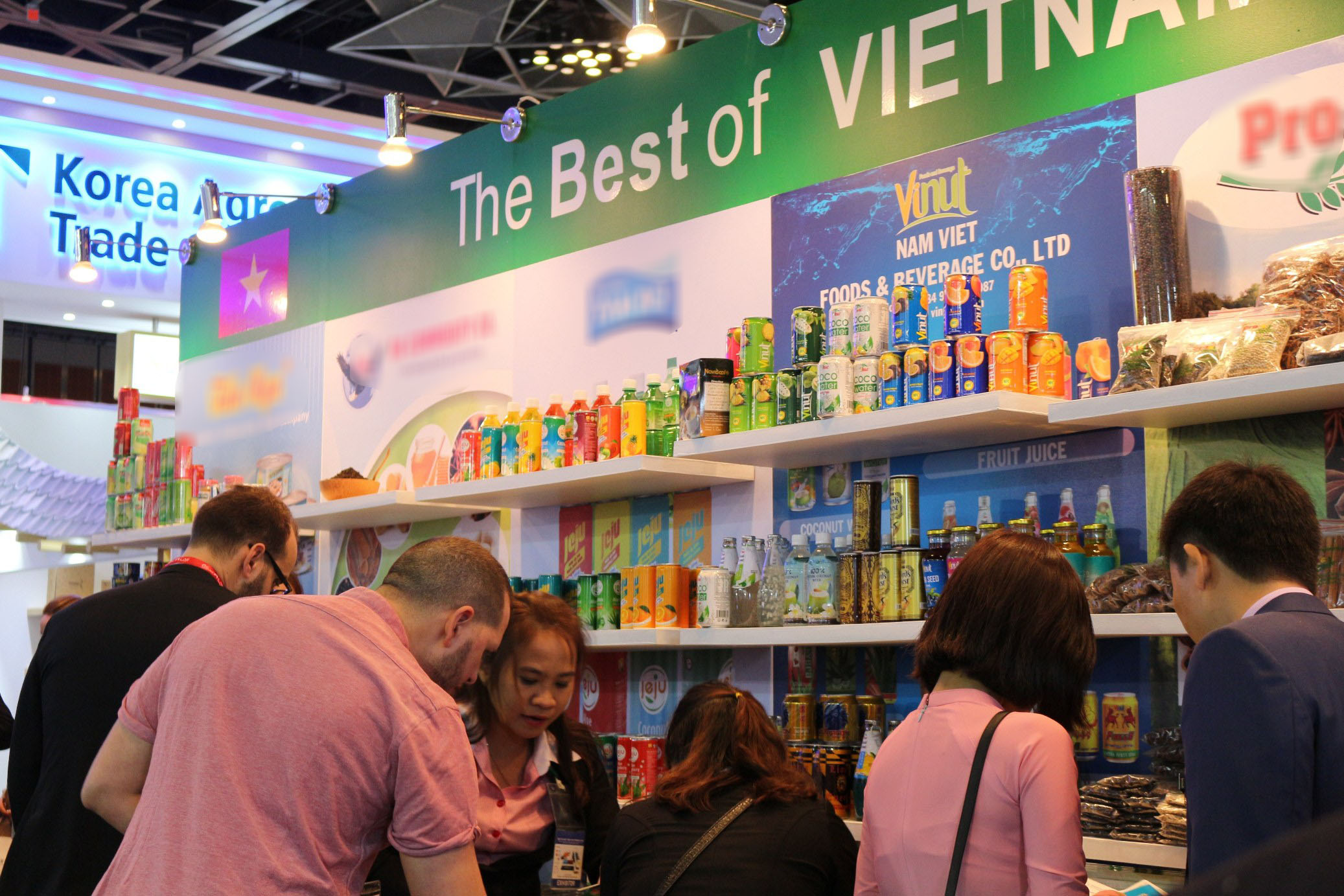Nam Viet Foods & Beverage Co.,Ltd
