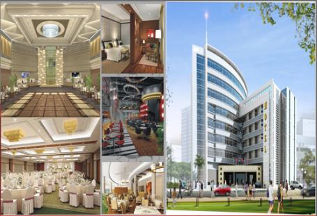 Đặt hàng Khách sạn Hồng Hà - Hà Nội