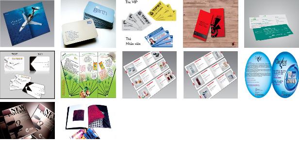 Đặt hàng Chuyên thiết kế và in ấn Catalogue, Brochure, Profile, Name card ....