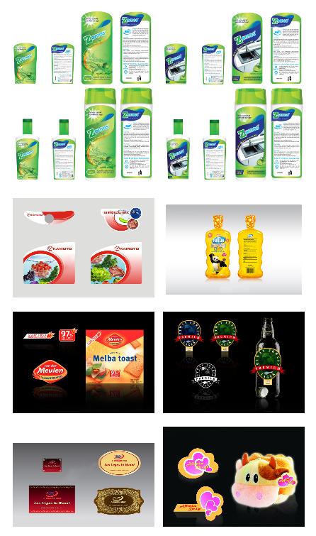 Đặt hàng Chúng tôi chuyên thiết kế và in ấn: Tem, nhãn, mác các loại.
