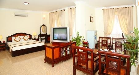 Đặt hàng Khách sạn Suite