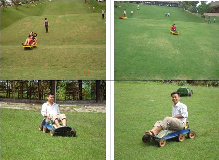 Đặt hàng Trượt cỏ