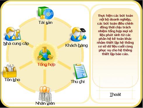 Đặt hàng Phần mềm Kế toán BAS