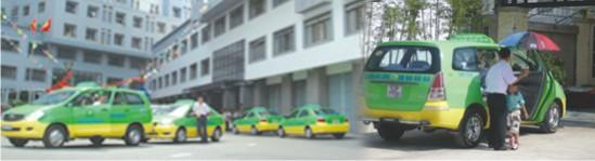 Đặt hàng Vận tải Taxi