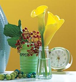 Đặt hàng Lọ đựng muối, tiêu thành bình hoa nhỏ xinh: