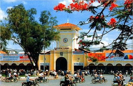 Đặt hàng Vinh- TP HCM - Củ Chi - Đại Nam - Vũng Tàu 5 ngày