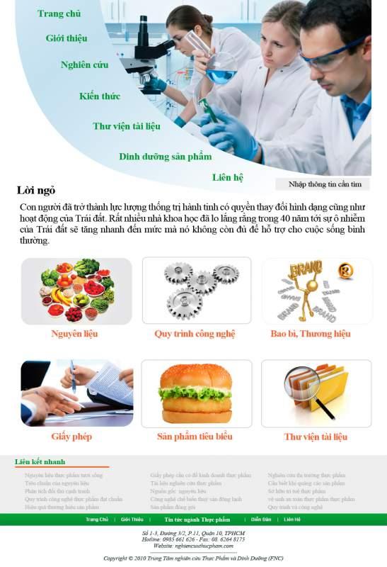 Đặt hàng Công bố sản phẩm (công bố hợp quy/phù hợp quy định An toàn thực phẩm)