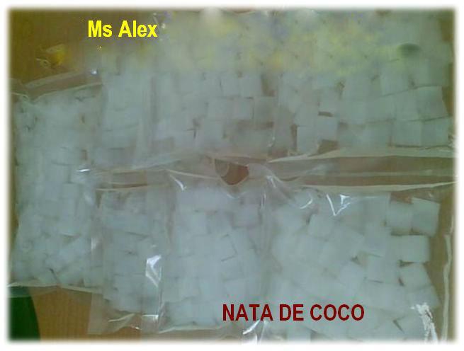 Đặt hàng Nata De Coco/ Aloe Vera Jelly