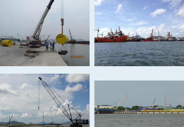 Đặt hàng Dịch vụ cầu cảng