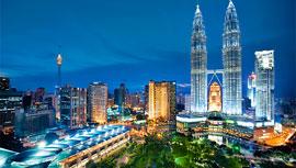Đặt hàng Đảo Quốc Singapore - Vương Quốc Malaysia