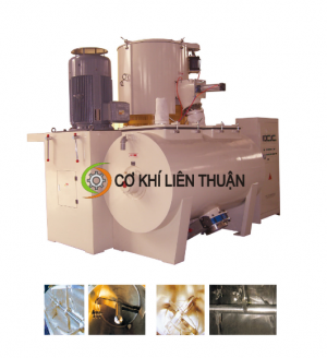 Đặt hàng Cơ khí máy móc ngành nhựa Liên Thuận