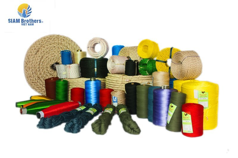 Đặt hàng Professionally Produce colored braided pp rope with UV protection and waterproof