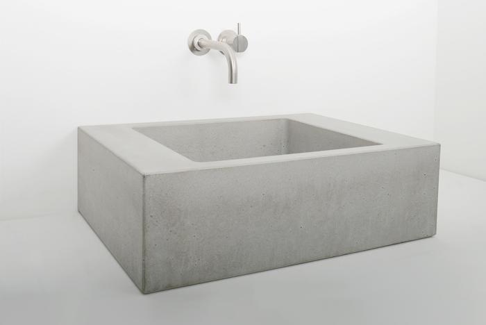 Đặt hàng Fiber concrete sink bathroom funiture
